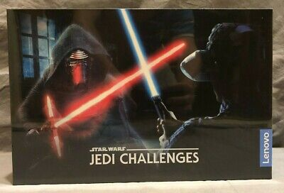 Star Wars Jedi Challenges AR Headset With Lightsaber Controller Beacon AR-7561N