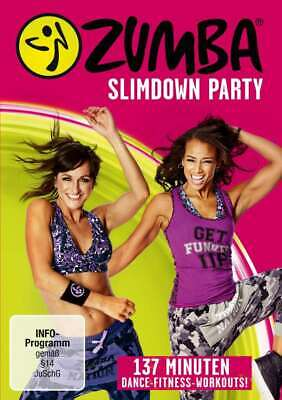 NEU DVD - Zumba® - Slimdown Party #G60441541