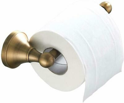 Toilet Roll Holder Without Cover Antique Brass Bathroom Paper 20cm Brushed Bronz