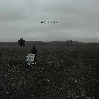 Nf - The Search   Cd Neu