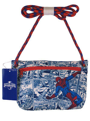 Spider-Man Universal Studios Japan Theme Park Shoulder Bag 2015 Marvel Comics