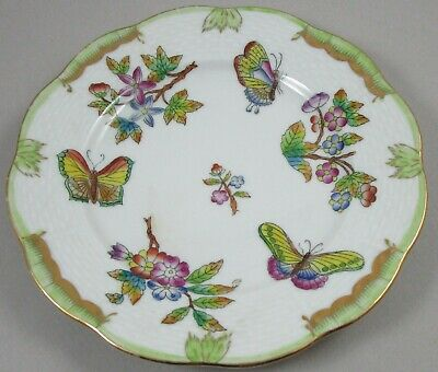 Herend Queen Victoria Bread and Butter Plate