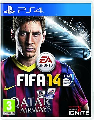 Fifa 14 (Ps4) Brand New Sealed