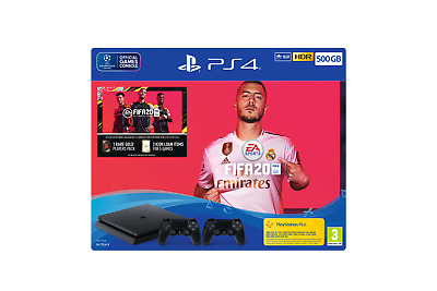 PS4 500GB Fifa 20 Console + Extra Controller