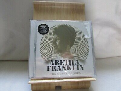 ARETHA FRANKLIN - THE QUEEN OF SOUL 2CDs (NEW/SEALED) All The Greatest Hits