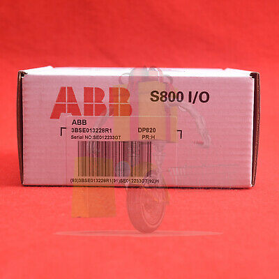 1PC NEW ABB 3Bse013228r1 3Bse013228r1 Dp820 Module free shipping