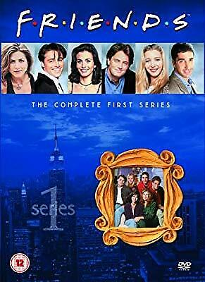 Friends: Complete Season 1 - New Edition [DVD] [1995], , Used; Good DVD