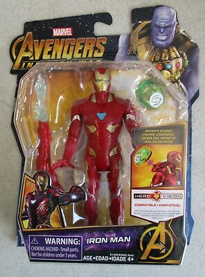 Moc 2017 Hasbro Marvel The Avengers The Infinity War Iron Man Action Figure