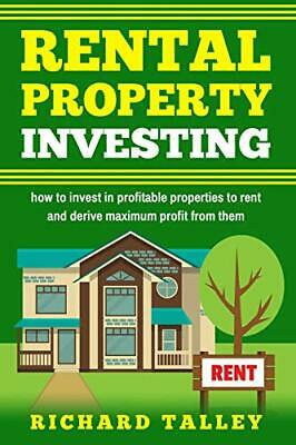 Rental Property Investing: how to invest in profitable properties to rent and…