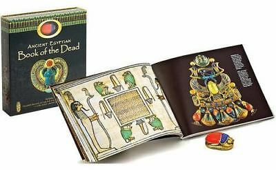 Ancient Egyptian Book of the Dead (Gift Edition with Scarab) by