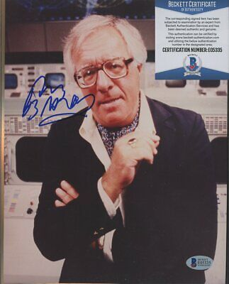 E05335 Ray Bradbury Signed 8x10 Photo AUTO Autograph Beckett BAS COA