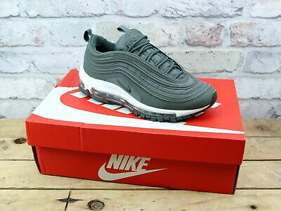 KIDS BOYS NIKE Air Max 97 Ultra '17 Khaki Leather Look