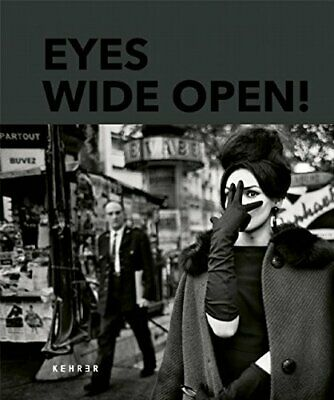 Eyes Open! 100 Years of Leica by Koetzle  New 9783868285307 Fast Free Shipping..