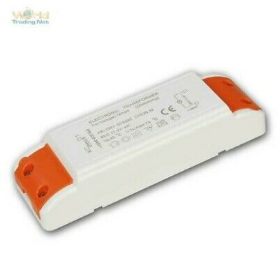 Electronic Transformer, 10-105/120W Dimmable 12V Transformer Electronic