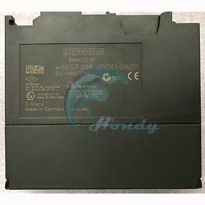 1PC Used Siemens  PLC Module 6ES7 338-4BC01-0AB0 Tested In Good