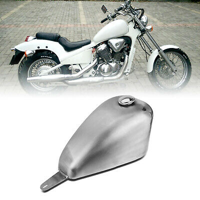 Petrol Gas Fuel Tank For HONDA Sportster Steed400 600 Shadow VLX600 W/Tupe D