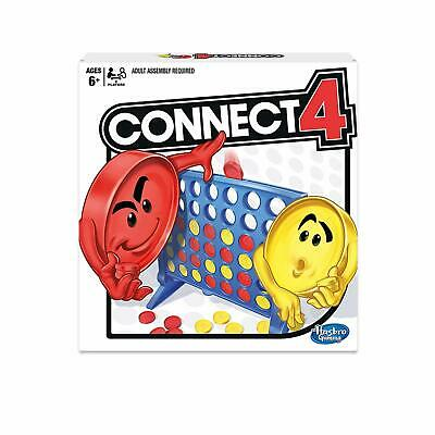 Hasbro Gaming Connect4 Game Disc Dropping Fun New