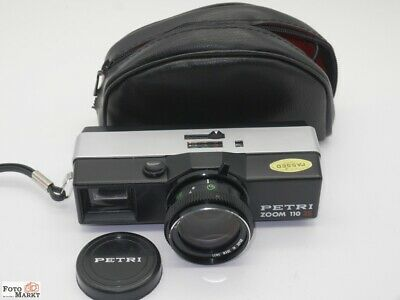 Pocket Camera Zoom Lens 25-42mm Petri Zoom 110 25 Pocketfilm Miniaturkamera