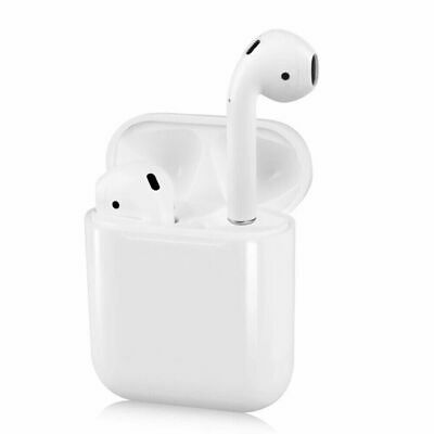 Écouteur Bluetooth Sans Fil type Airpods Sport Blanc iOS Android Fr NEUF