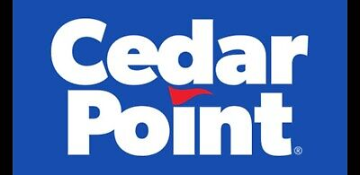 2 CEDAR POINT TICKETS - includes parking, meal, and admission Fri/Sun only