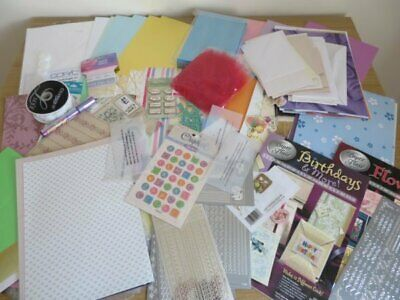 Craft Room Clearance - Over 3 Kilos of Craft Items!!