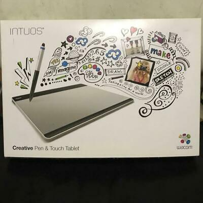 Wacom Intuos Pen & Touch Tablet CTH-680 S2 Pro MEDIUM BLACK Digital Graphics fs