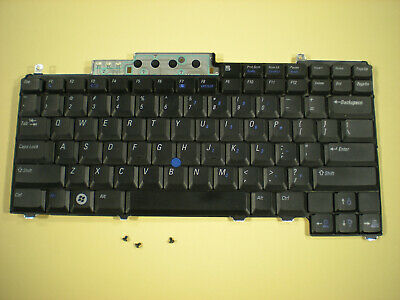 GENUINE Keyboard For Dell Latitude D620 D630 D820 D830 DR160 FREE USA