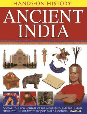 Hands-on History! Ancient India: Discover the Rich Heritage of the Indus Valley