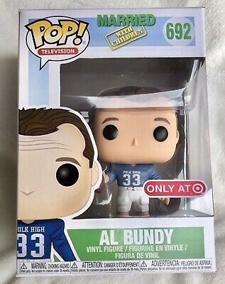 Funko Pop! Television: Married with Children - Al Bundy (Target Exclusive) #692