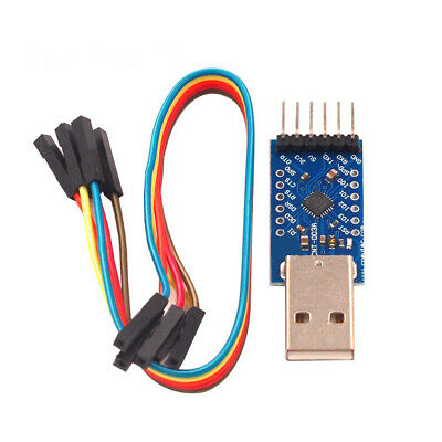 Durable CP2104 Serial New Converter Adapter USB 2.0 to TTL Controller