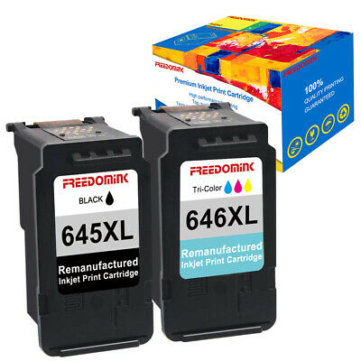 PG645XL CL646XL Ink Cartridge for Canon PIXMA MG3065 TR4560 TS3160 TS3165 TS3166