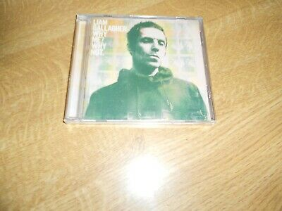 Liam Gallagher....why Me?  Why Not...cd....2019