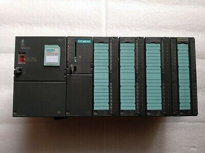 Siemens Simatic S7-300 with CPU314