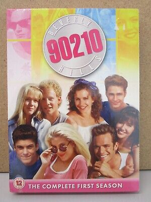 Beverly Hills 90210: The Complete First Season (1) 6-DVD (Jason Priestley) R2