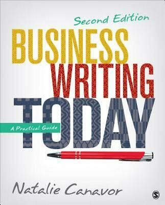 Business Writing Today: A Practical Guide by Natalie Canavor (English) Paperback