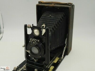 Ica Plate Camera Orix 308 Run Ground Camera 10x15cm (Untested for Collector)