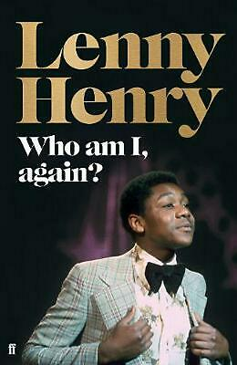 Who Am I, Again? by Lenny Henry Paperback Book Free Shipping!