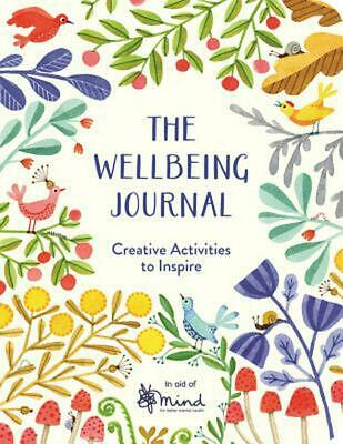 Wellbeing Journal: Creative Activities to Inspire by Mind Paperback Book Free Sh