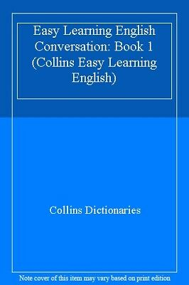 Easy Learning English Conversation: Book 1 (Col, Dictionaries..