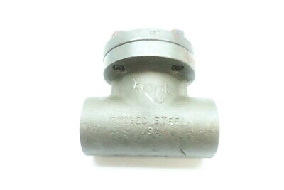 Vogt SWS-701 Steel Socket Weld Check Valve 1in