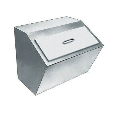 "Delfield 240 21"" Ice Bin For Counter Top Or Plate Shelf Mount"