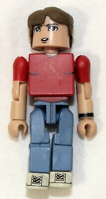 Diamond Select DST Minimates Back to the Future Previews Marty McFly Figure