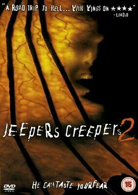 Jeepers Creepers 2 [DVD] [2003], New, DVD, FREE & FAST Delivery