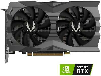 ZOTAC GAMING GeForce RTX 2060 6GB GDDR6 192-bit Gaming Graphics Card, Super Comp
