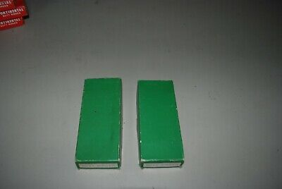 """Two Pairs EXCEL 31/2"""" X 31/2"""" Loose Pin Butt Hinges, Steel Dull Brass Plated"""