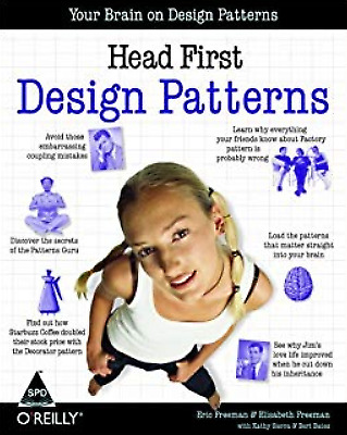 [P..D..F]  Head First Design Patterns