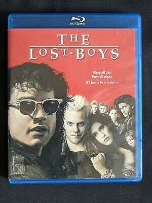 The Lost Boys (Blu-ray Disc, Special Edition) Like New Condition