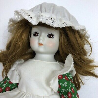 Creepy Wicked Porcelain Doll Horror Halloween Prop Haunted Scary
