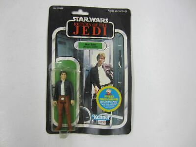 1982 Vintage Star Wars The Empire Strikes Back HAN SOLO (Bespin Outfit) 48 Back