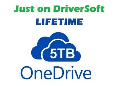 Onedrive 5TB LIFETIME + New Account + Username & Password + Digital Delivery